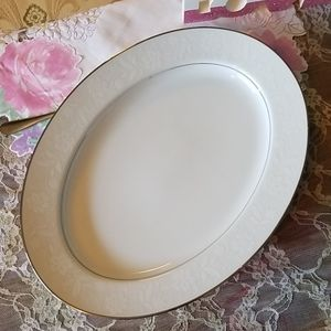 Noritake Ranier Serving Platter 6909